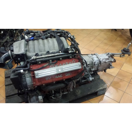 Motor Maserati 3.2 Biturbo