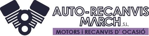 AUTO-RECANVIS MARCH , Motores y recambios de ocasión